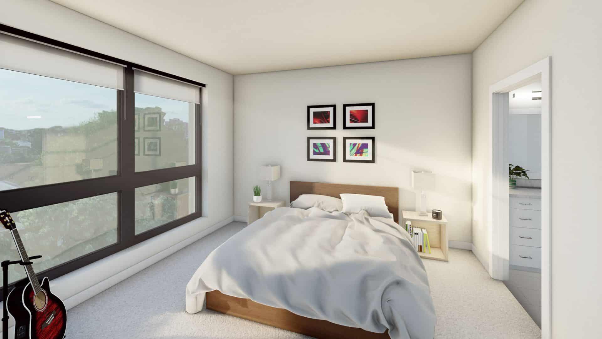 Westley on Broadway Interior Bedroom